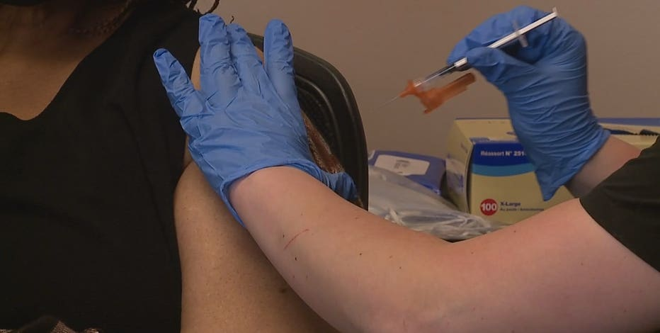 COVID vaccine: Wisconsin efforts to increase rates