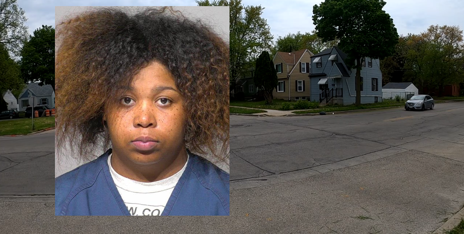 Milwaukee mother charged; toddler shot himself