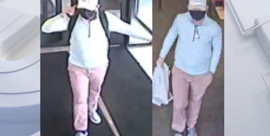 Wallet stolen from Planet Fitness locker room in Menomonee Falls