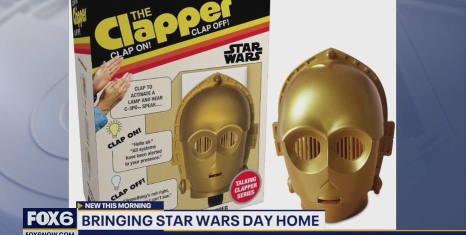 National Star Wars Day: Bring the galaxy far, far away closer to home