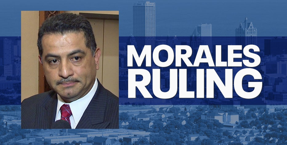Morales reinstated chief unless settlement reached in 45 days, judge rules