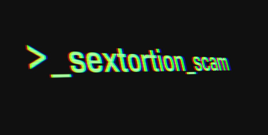 'Sextortion' scams: Fear, shame used to extort money