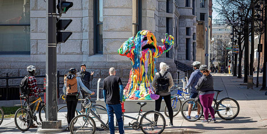 Sculpture Milwaukee announces 2021 exhibition; 'there is this We'