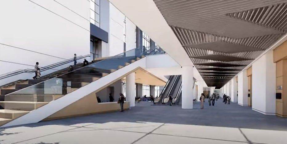 Wisconsin Center expansion walk-through revealed