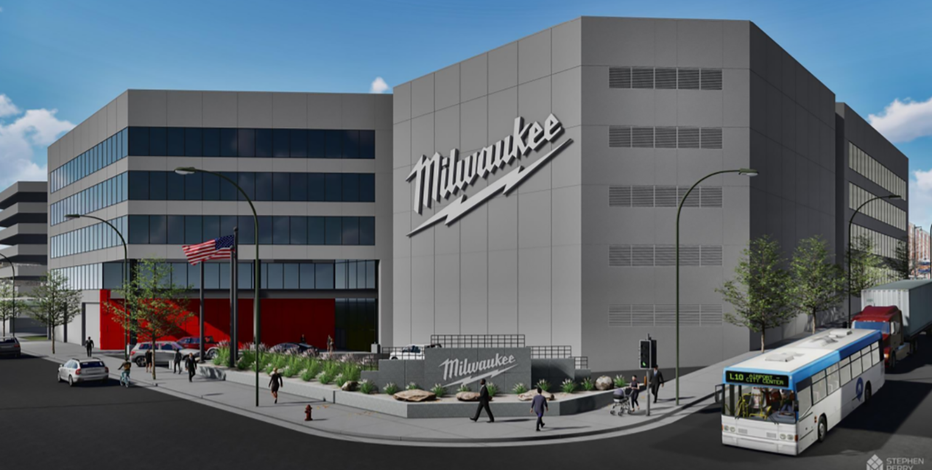 City approves $20M Milwaukee Tool grant for downtown corporate office