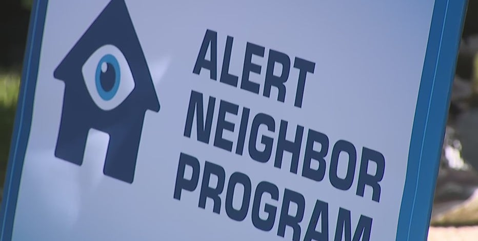 Milwaukee launches Alert Neighbor Program to reduce safety concerns