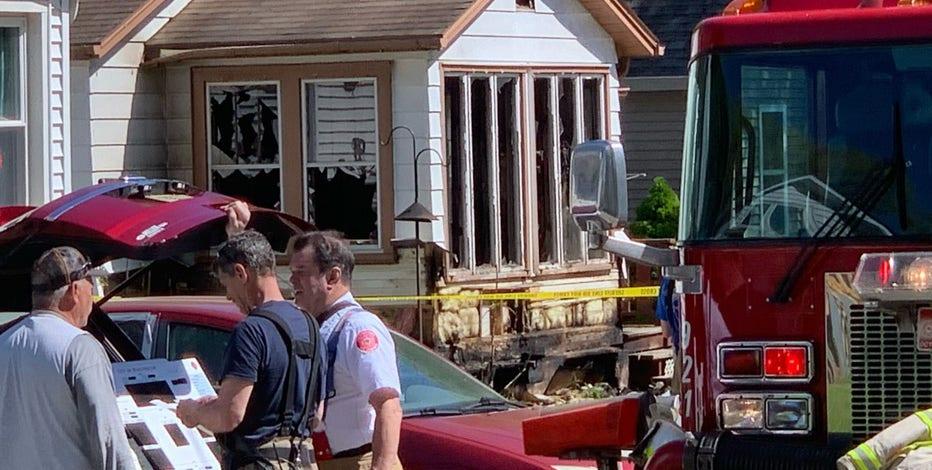 Burlington fatal house fire