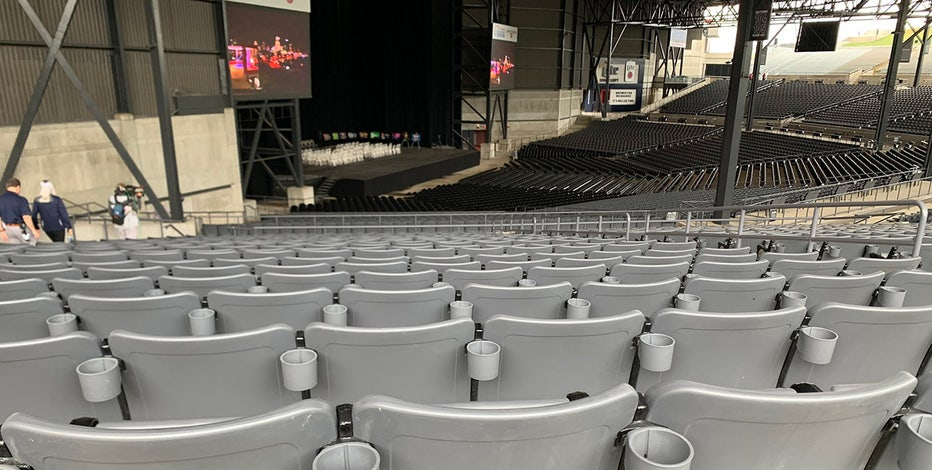 American Family Insurance Amphitheater ready for Summerfest acts