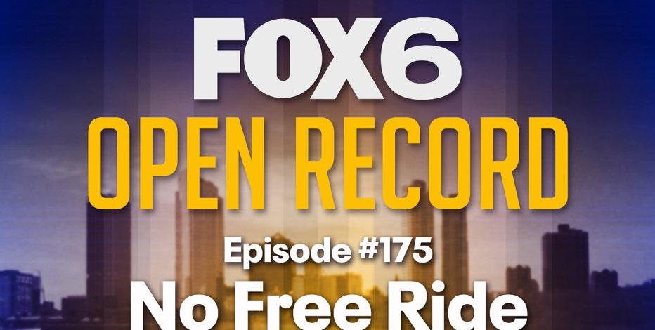 Open Record: No free ride