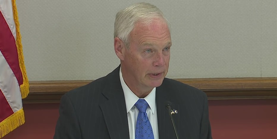 Senator Johnson, families speak: COVID vaccine adverse reactions