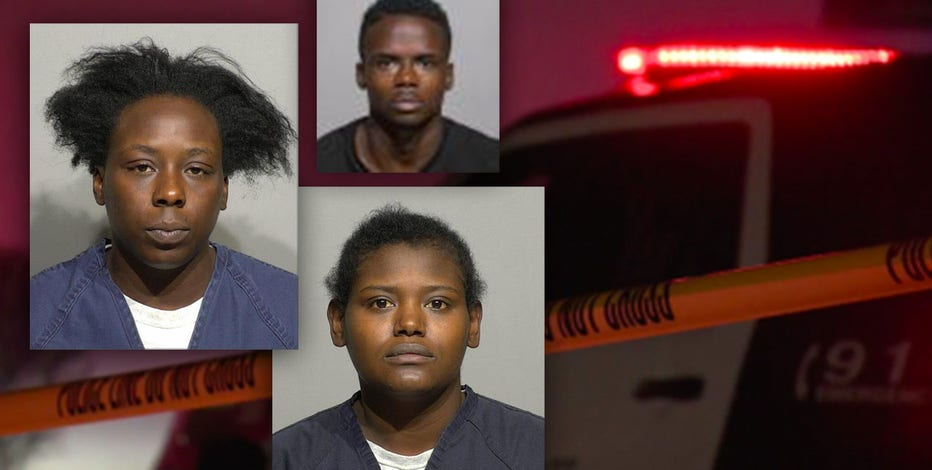 3 charged in Milwaukee crash, assault, robbery