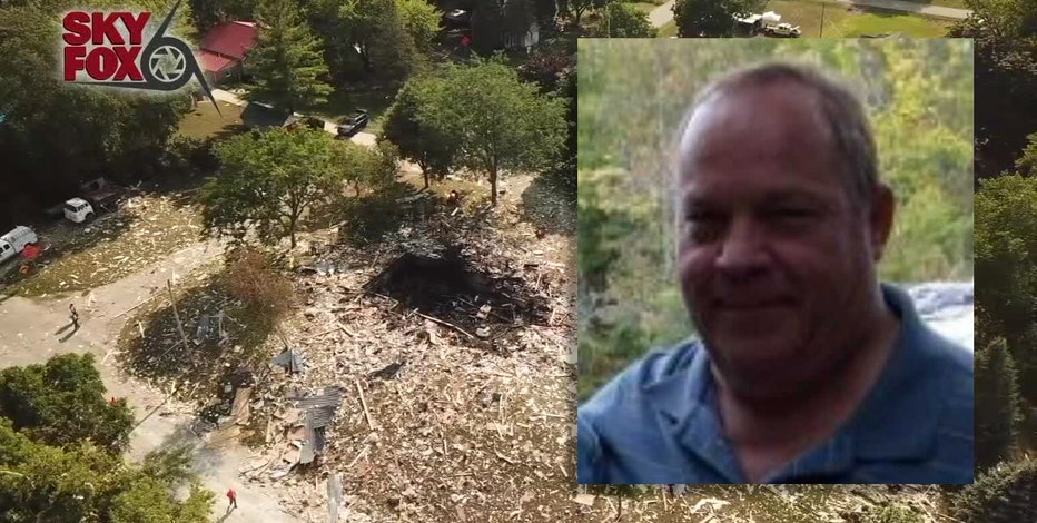 Jefferson County home explosion victim identified by family