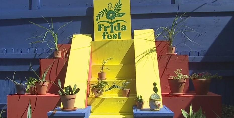 Milwaukee 'Frida Fest' celebrates Mexican icon