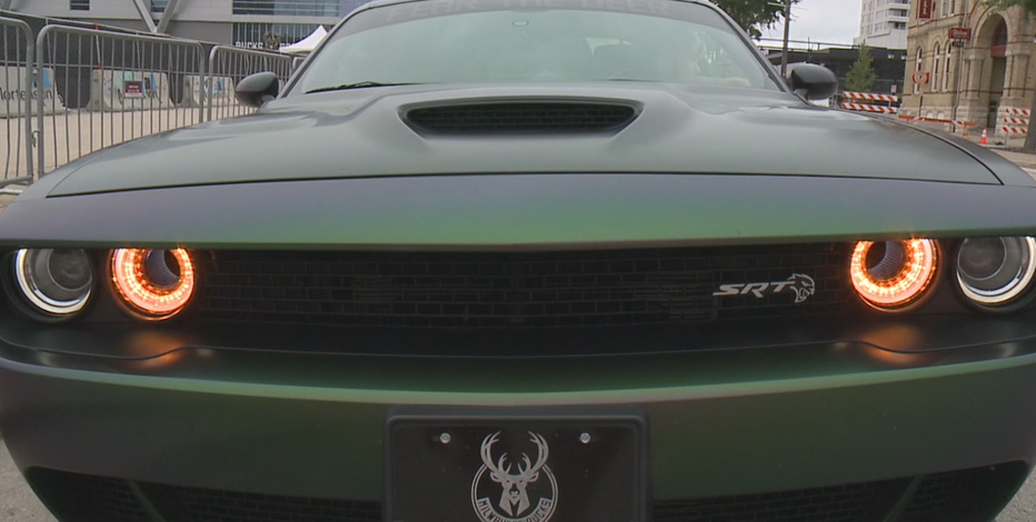 Bucks fans show pride 'on the road'