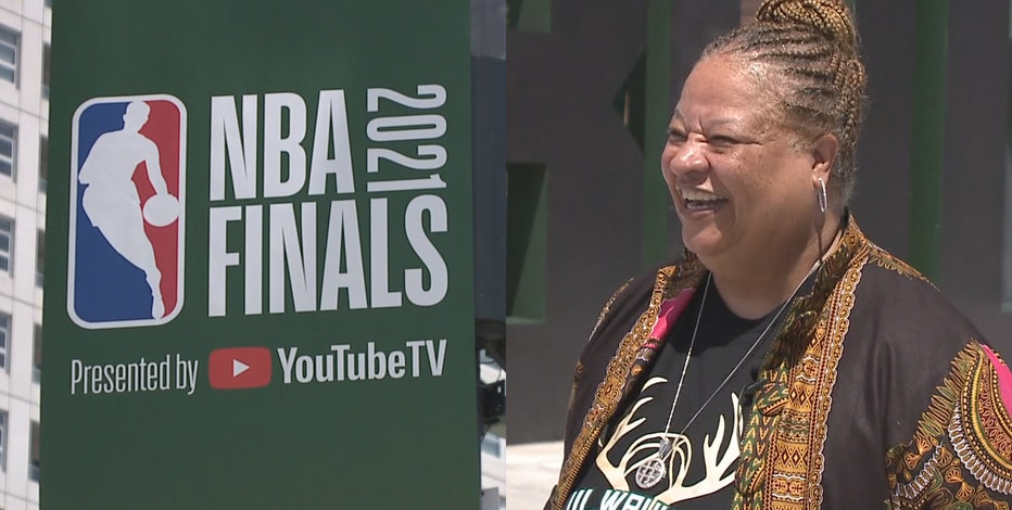 Bucks co-owner encourages team, city during Finals: 'We will win'
