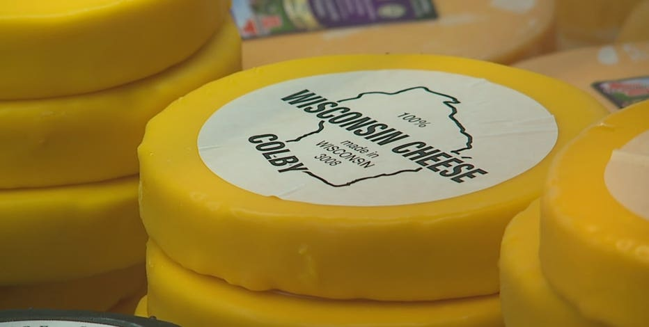 Colby: Official Wisconsin cheese under bill up for consideration