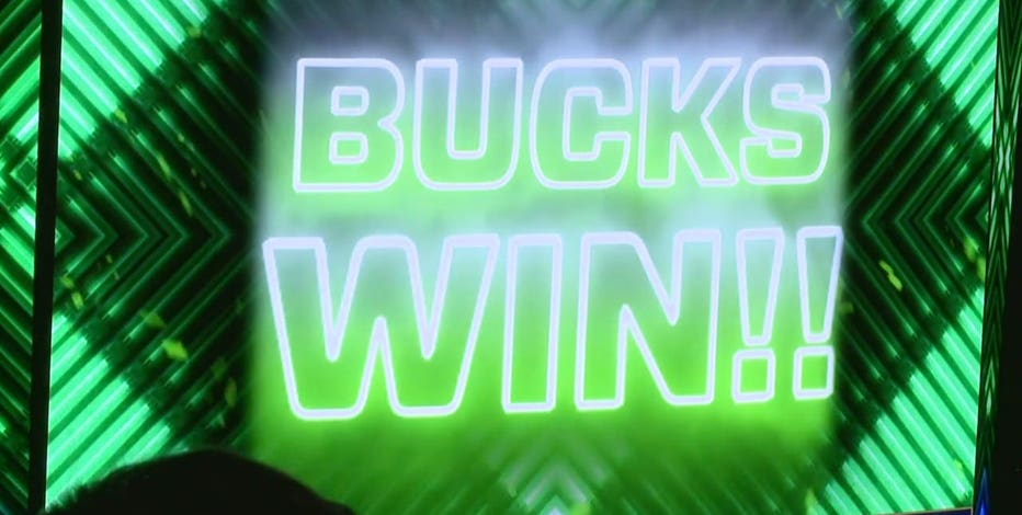 Bucks 1 win away from NBA title, fans 'have a good feeling about this'