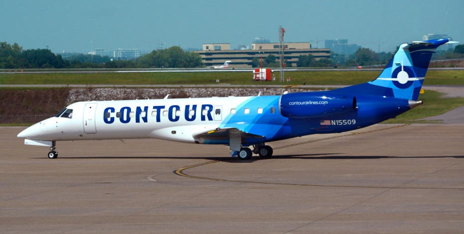 Contour Airlines: MKE to Indianapolis, Pittsburgh nonstop service begins in October