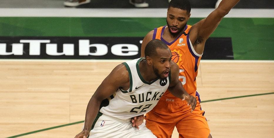 Bucks even NBA Finals, beat Suns in Game 4