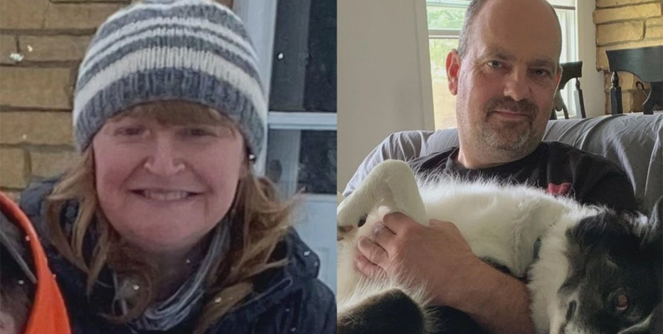 Missing Wisconsin couple: Remains identified as husband
