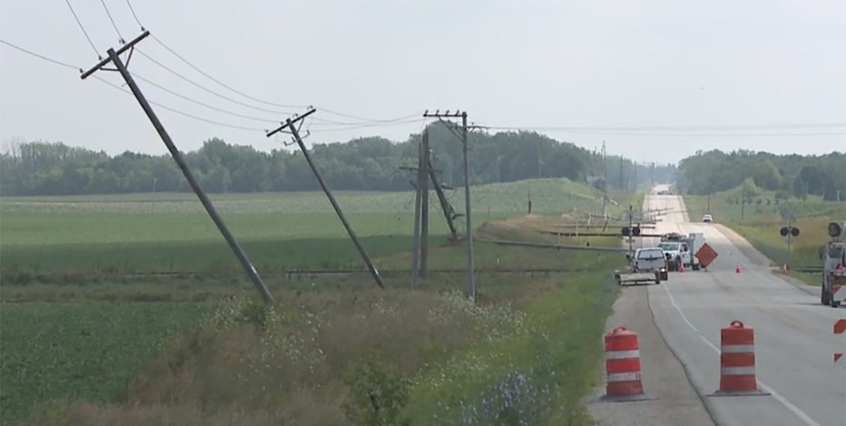 500+ without power in Ripon after storms, compost center open for debris