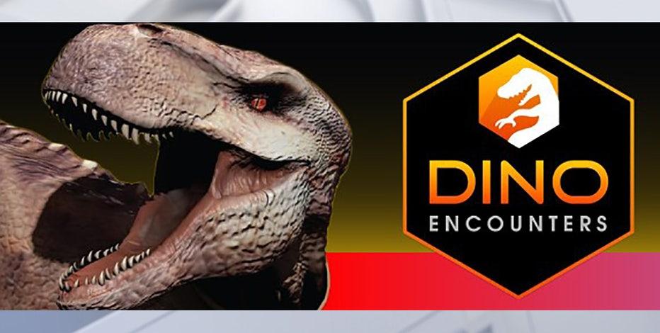 Dino Encounters roars into Bayshore