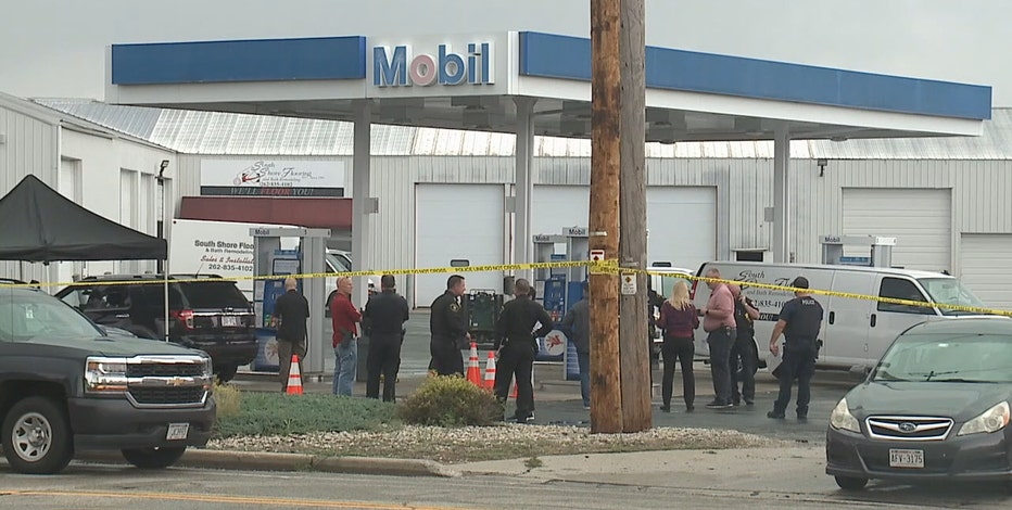 Gas station shooting: Deputy recovering, fundraiser started
