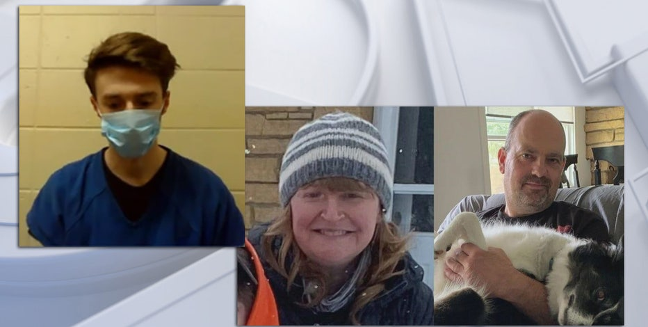 Dane County parents dismembered, killed; son charged