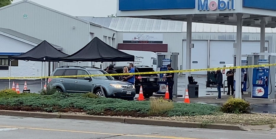 Active investigation in Racine County, police presence at 2 gas stations