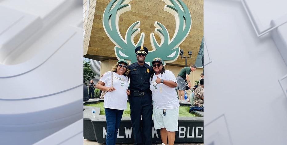 Milwaukee police thank Bucks fans: 'You all made it a huge success'