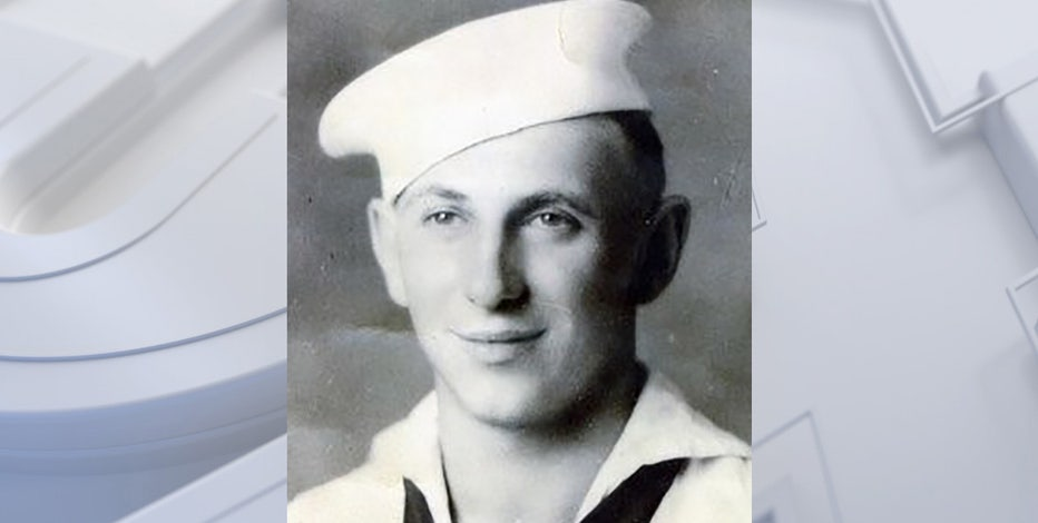 Wisconsin sailor accounted for; died at Pearl Harbor on Dec. 7, 1941