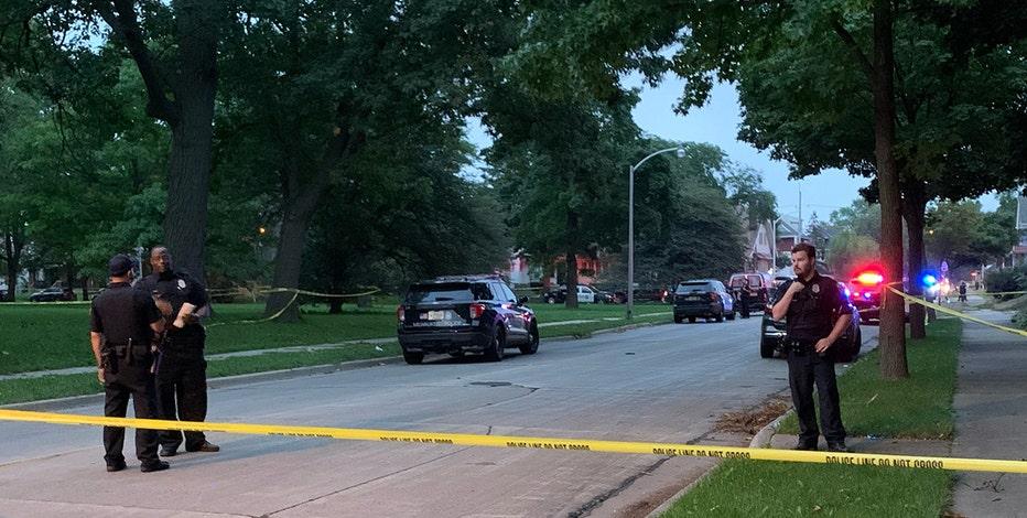 Milwaukee police shooting near Sherman Park, suspect dead