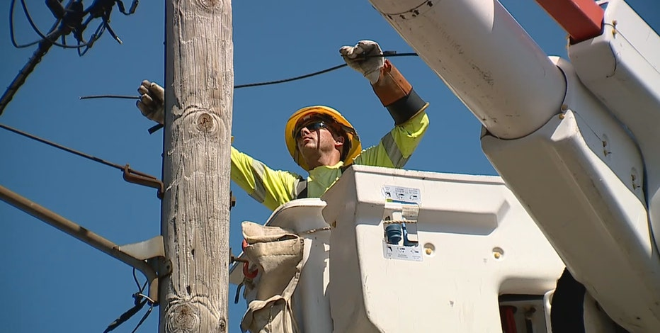 We Energies to restore power to 98% of customers by midnight