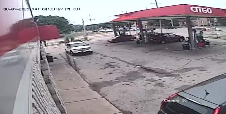 Fatal 60th and Hampton crash caught on camera; families demand change