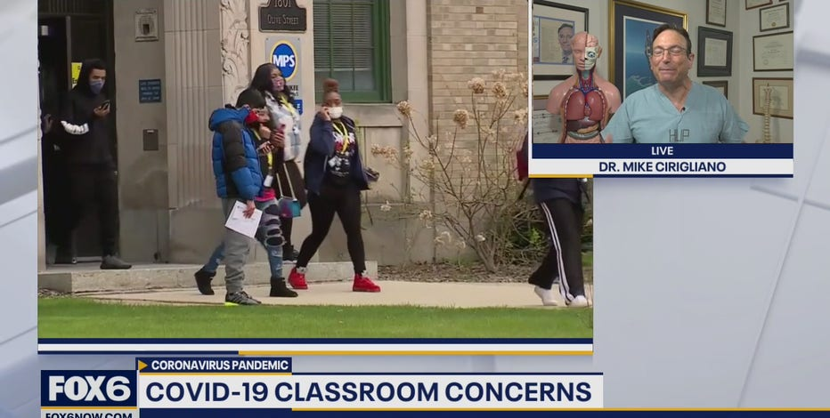 Families still worried about COVID as new school year starts