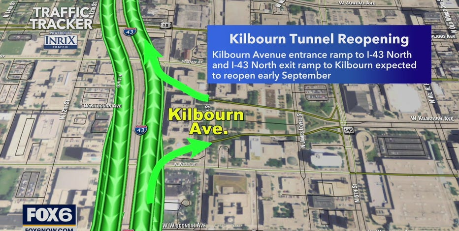 Construction that could impact your commute