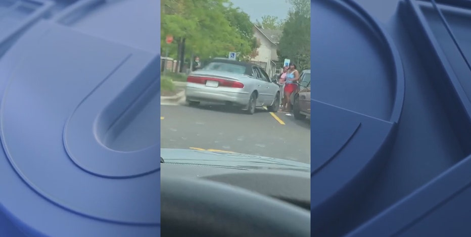 Milwaukee intentional hit-and-run near 35th & North: police