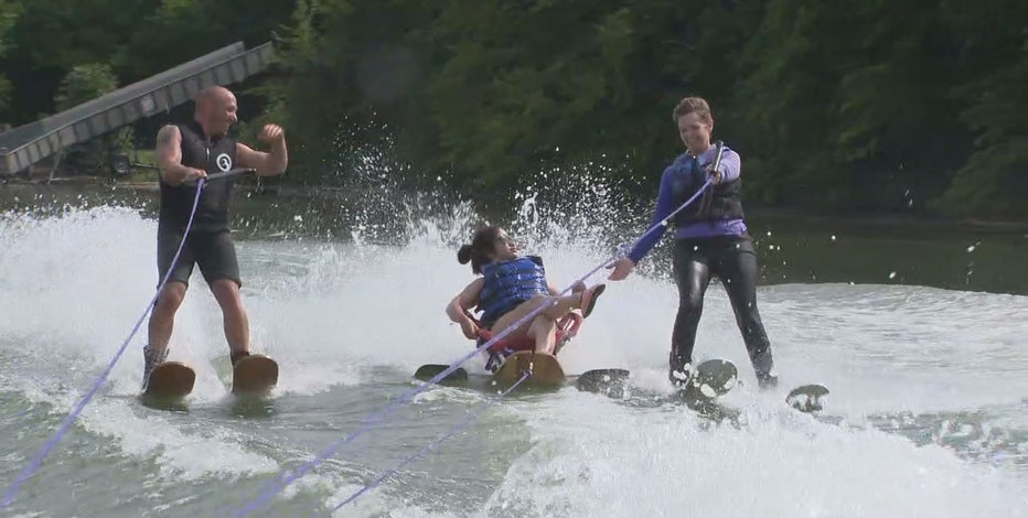 Free water ski club for those with disabilities