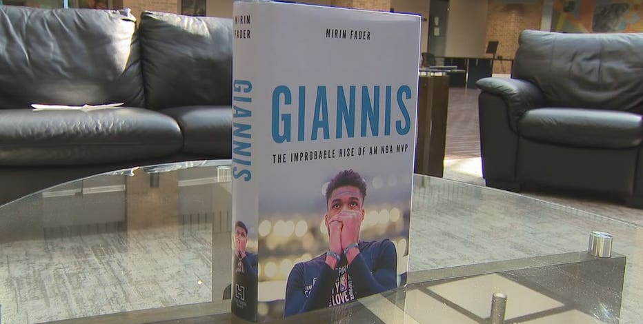 'Giannis: The Improbable Rise of an NBA MVP' features 221 interviews