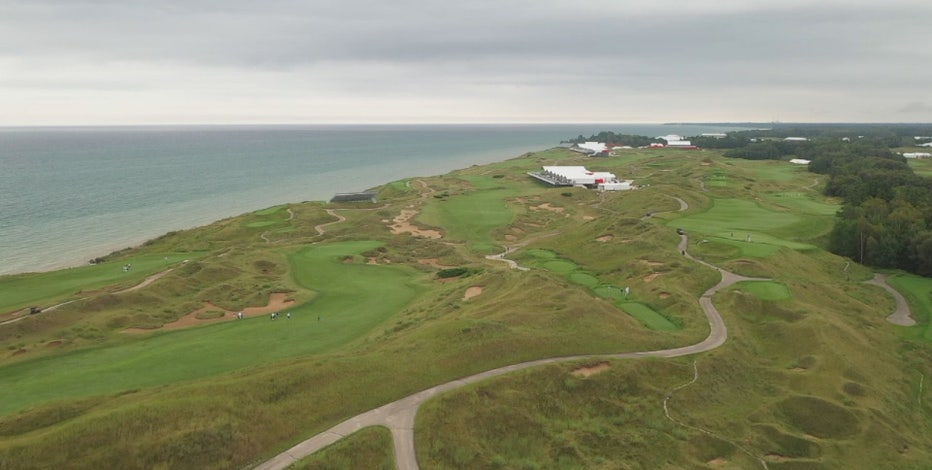 Whistling Straits hosts Ryder Cup: 'It's been a long time coming'
