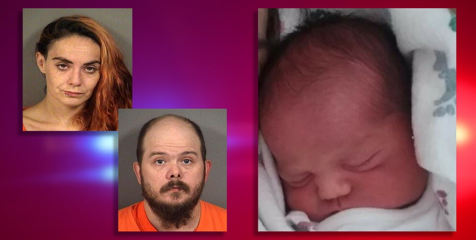Wisconsin Amber Alert: Woman, 2-month-old child sought