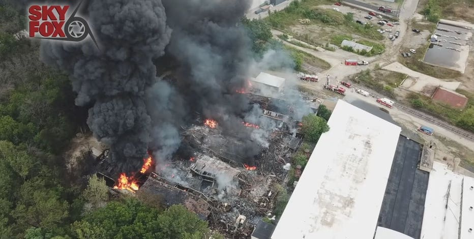 Fort Atkinson firefighting activities end after 4+ days
