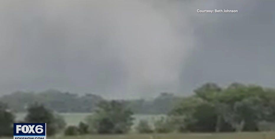 Tornado scare in Clinton, no significant damage