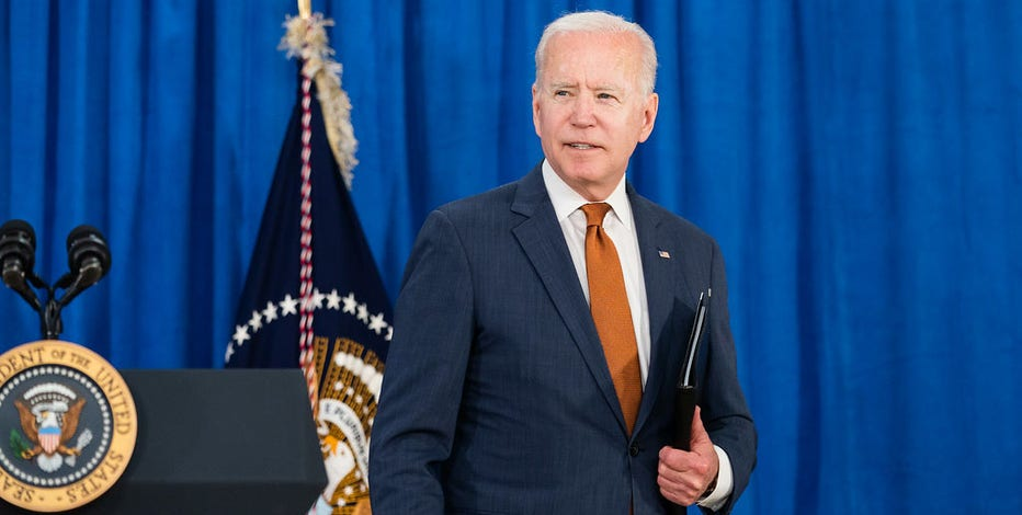 President Biden sees dip in support amid new COVID cases, poll shows