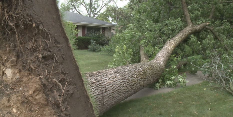 Severe storms hit Waukesha County hard weeks after 3 tornadoes