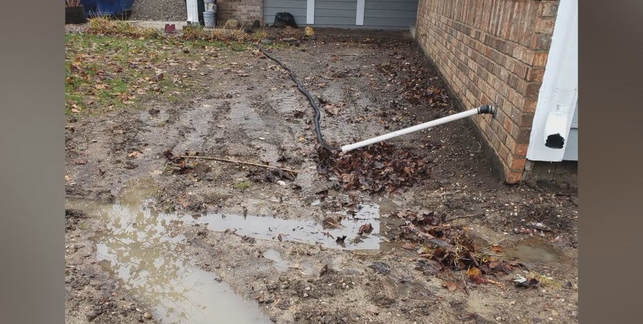 Contractor leaves family in mud; has long history in court