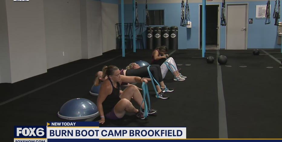 Burn Boot Camp in Brookfield: Workout that only takes 45 minutes