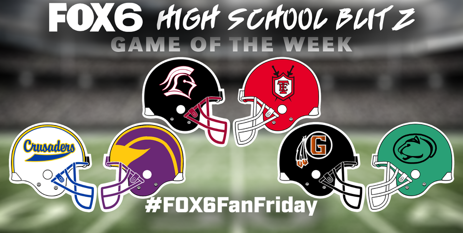 Vote for the FOX6 High School Blitz Game of the Week