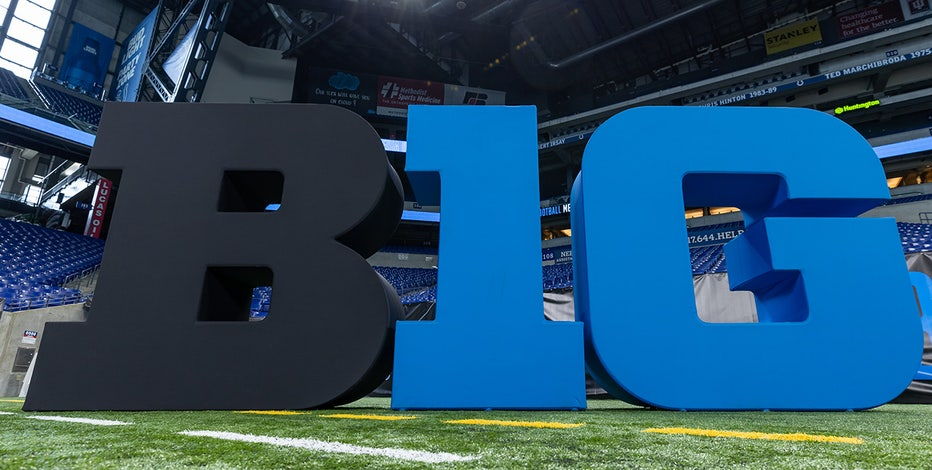 Big Ten teams must forfeit if unable to play because of COVID