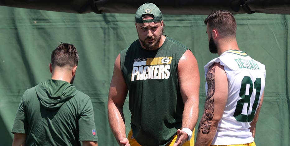 Packers' David Bakhtiari not available for at least 1st 6 weeks